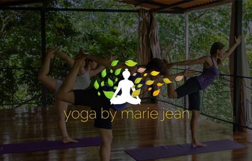 Yoga by Marie Jean