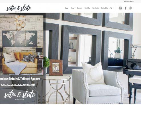 Satin and Slate Interiors